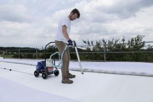 Soudal mit neuem Klebesystem für Dachbahnen