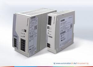 Trio Power Netzteile der 2. Generation erhältlich