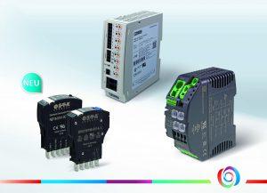 Neu im Sortiment: Geräteschutzschalter von E-T-A