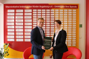 """Creaton AG spendet 20.000 Euro an """"Lichtblicke e.V."""""""