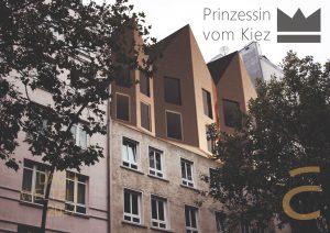 """Dachwelten 2017: Bronze für """"Prinzessin vom Kiez"""""""
