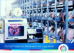 Neu bei Automation24: ÖLFLEX®-Steuerleitungen