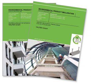Halfenschienen punkten bei Greenbuildings und Tragfähigkeiten