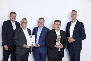 Halfen gewinnt den Stein im Brett Award 2019