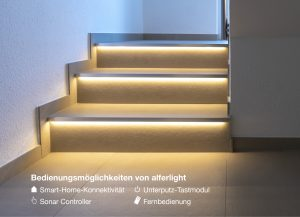 Neue Features im alferlight-Programm