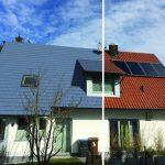 Premiere für PV-Solar-Indach-Anlage von Creaton