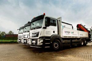 Wego/Vti investiert in Standorte und Logistik