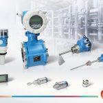 Über 300 neue Produkte zur Prozessinstrumentierung